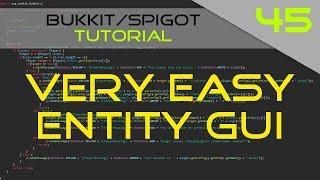 Minecraft bukkitspigot plugin tutorial 9 entity spawning