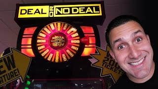 Deal Or No Deal DELUXE Bonus Spin!