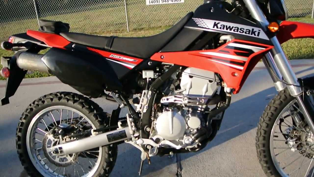 2012 Kawasaki KLX250S Dual Purpose Overview and Review - YouTube