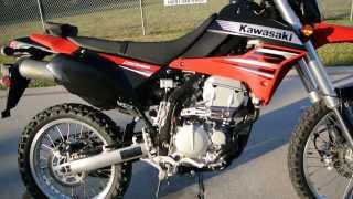2012 Kawasaki KLX250S Dual Purpose Overview and Review