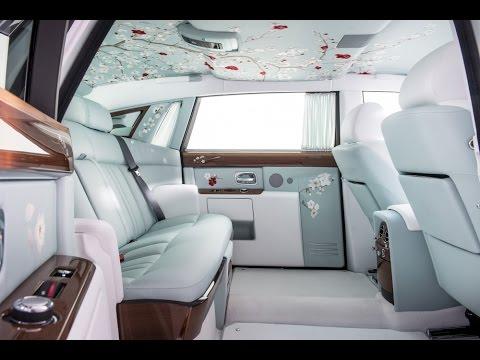 rolls royce phantom serenity geneva motor show 2015 youtube. Black Bedroom Furniture Sets. Home Design Ideas
