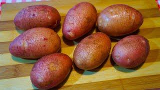 На запах этой картошки прибегут все соседи