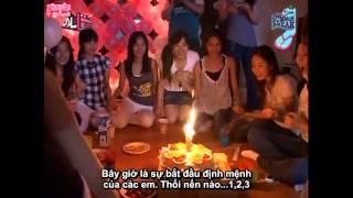 [Vietsub] 070727 SNSD MNet Girls Go To School Ep 1