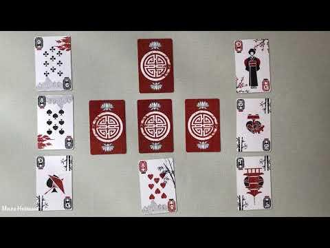 Игра престолов. Расклад на колоде 36 карт