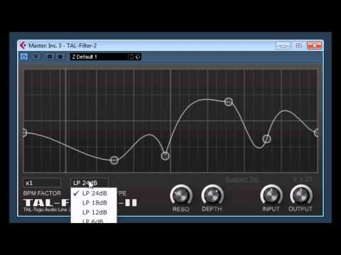 TAL Filter 2 by Togu Audio Line