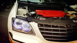 Custom 2004 Chrysler Pacifica