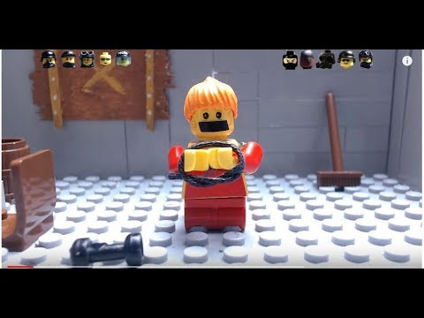 Lego Rainbow Six Siege - Hostage