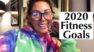 NEW DIET & FITNESS PLAN 2020 VLOG- CHRISSPY