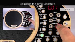 DR-01S Quick Start chapter2: How to Combine and Evolve the Rhythm Patterns