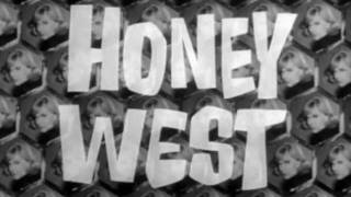 Honey West  title sequence