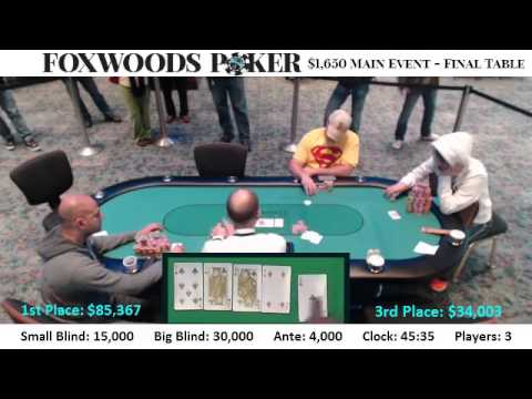$1,650 Main Event Day 3 (Part 1)