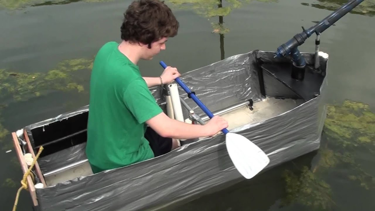 DIY Duct Tape River Raft Crafthubs