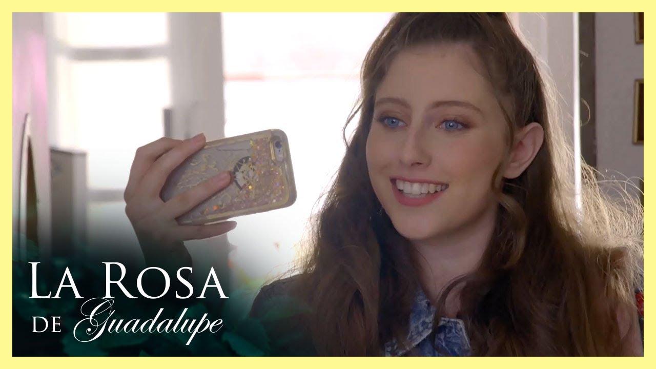 ¡Renata se burla de la casa de Abigail!   El lugar del arcoíris   La Rosa de Guadalupe