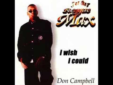 Don Campbell - i wish i could