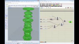 010302 - Parametrics in Rhino using Grasshopper