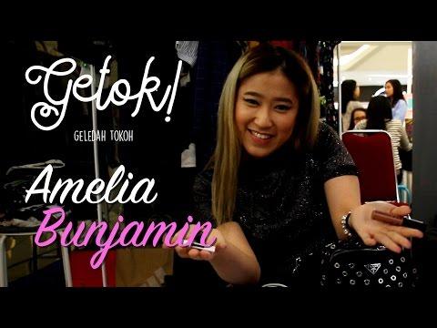 [Getok!] Telunjuk Geledah Tokoh - Fashion Blogger Amelia Bunjamin