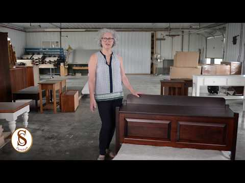 Secret Compartment Furniture - Hidden Secrets in our Storage Bench