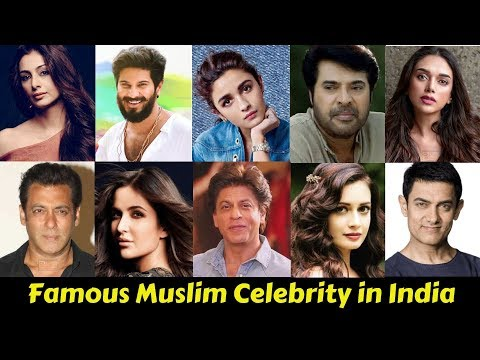 30 Most Popular Muslim Actors and Actress in India
