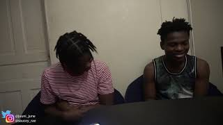 Calboy Chariot Audio ft Meek Mill Lil Durk Young Thug REACTION