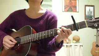 ゆっくりな曲を演奏したくて、懐かしいレベッカです。 テンポはスローで...