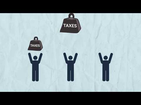 How Tax and Spending Policies Can Reduce Poverty and Inequality
