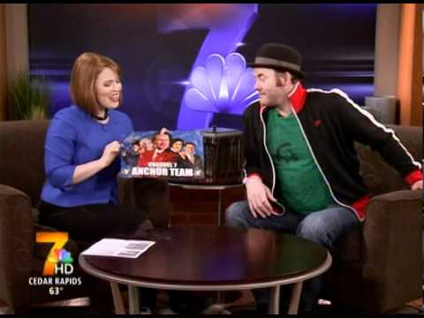 Sunny Layne Interviews David Koechner