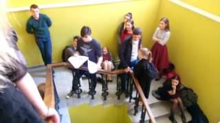Поступление в театральный ВУЗ. Щепка.