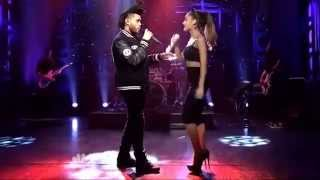 Ariana Grande - Love Me Harder ft. The Weeknd (Live on SNL) Link in the description