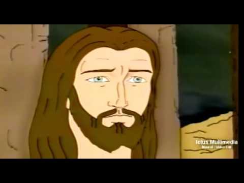 La Biblia para Niños - Jesus y La Oracion