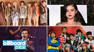 Vote For Your Favorite in Fan Army Face-Off Final Four | Billboard News