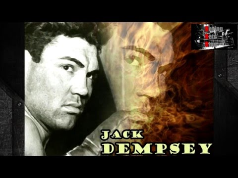 a short biography of jack dempsey