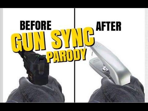 After The CSGO Sound Update (Gun Sync PARODY Skit)