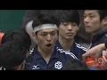2016バレーボール インカレ 3位決定戦 早稲田大学 vs 日本体育大学その1
