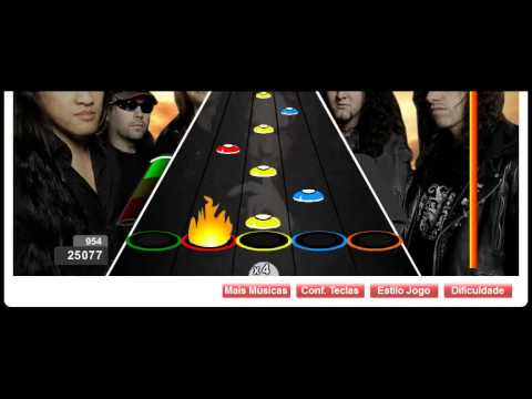 Guitar Flash - Dragon Force - Heroes Of Our Time 100% FC Difícil (Selton)