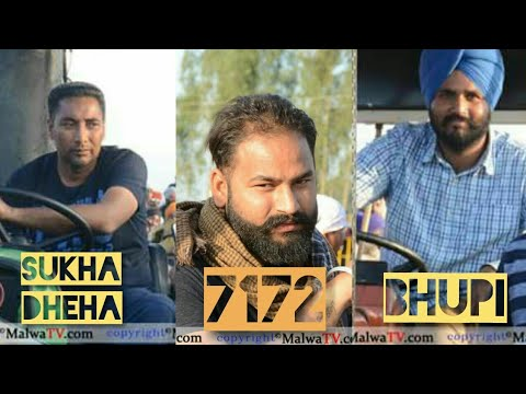Tractor Anthem 7172 CRACK MEHKMA (Full Song) - Prabh Toor aka Pali