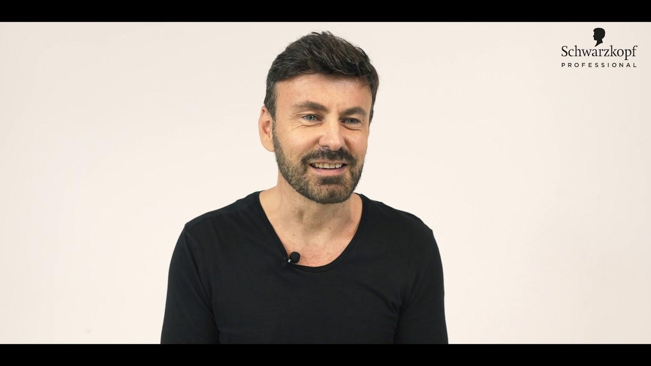 Schwarzkopf Professional Karika Zsolt Mesterfodrasz Interju 2018 Youtube