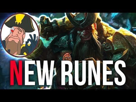 Tobias Fate - Testing The NEW RUNES ON GANGPLANK! vs Gbay99 | League of Legends