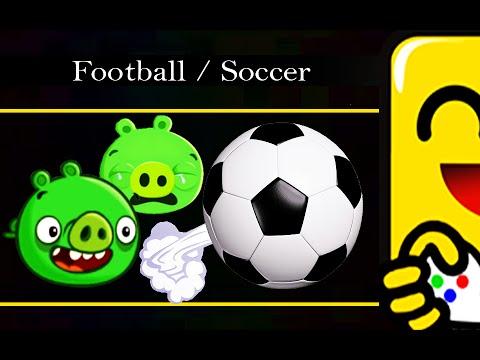 Bad Piggies: Football / Soccer #SuperflyStyle #SuperflyGaming