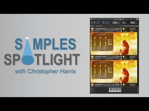 Samples Spotlight: Rhodope 2 by Strezov Sampling