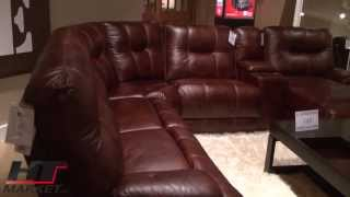 Lane Klein 335 Home Theater Sectional