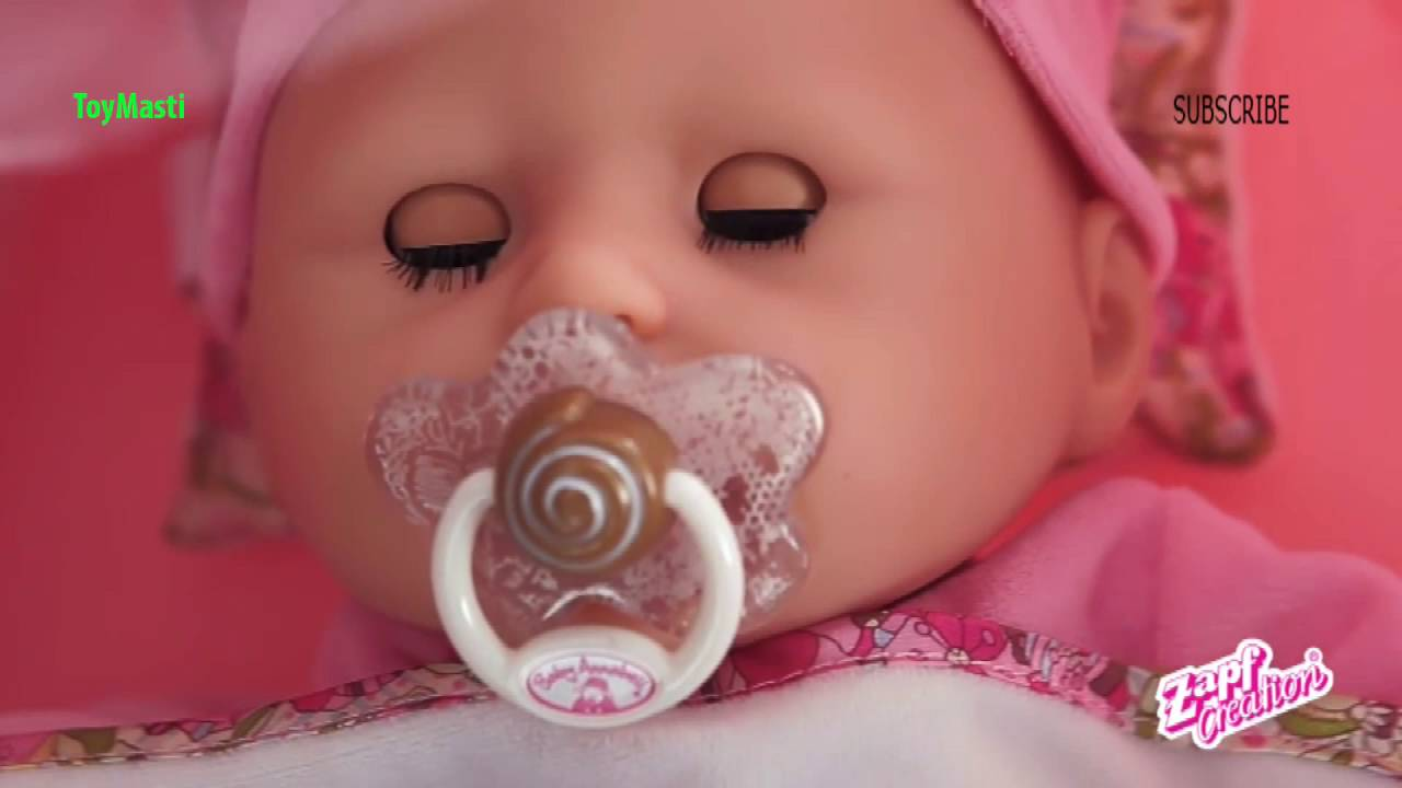 Baby Annabell Full HD Video Must Watch For Kids - YouTube