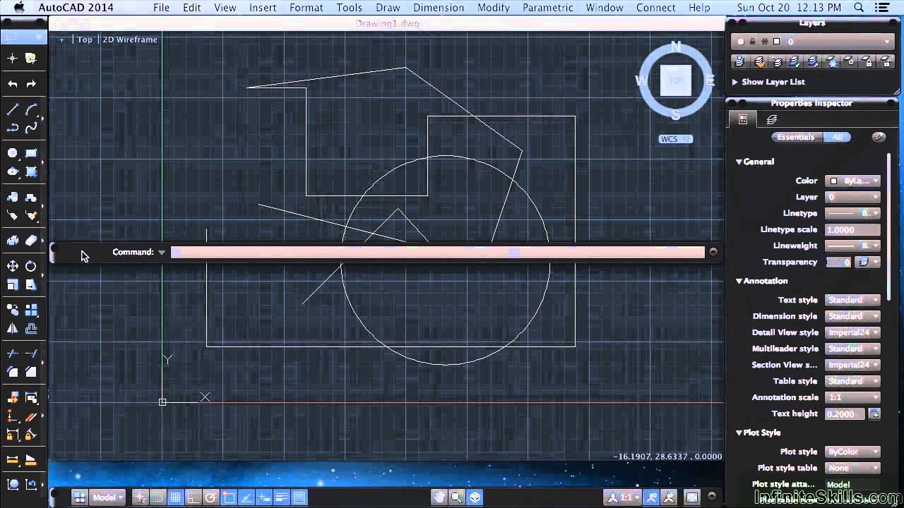 autocad 2014 for mac tutorial function keys and other keyboard rh youtube com AutoCAD 2016 Logo AutoCAD Instruction Manual