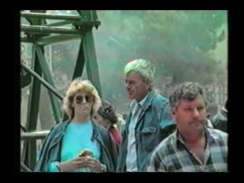 Dan Marjana 1987 Split CRO