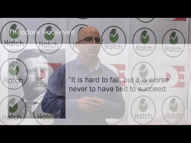 Erik's 1000Four Talk - Failure and Success
