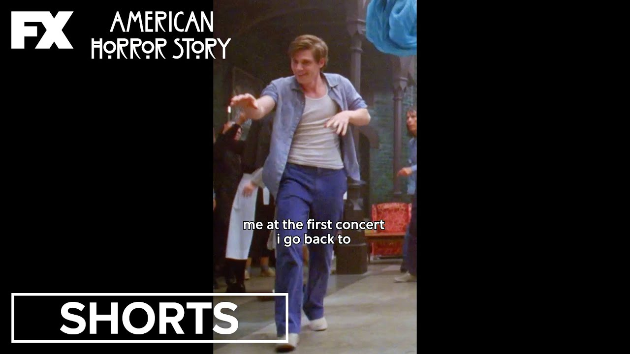 Evan Peters Bustin A Move | American Horror Story | FX #shorts