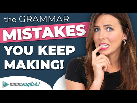 The Grammar Errors You KEEP Making! ?? Common English Mistakes