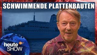 Kreuzfahrten - noch deutscher geht's nicht | heute-show vom 06.04.2018