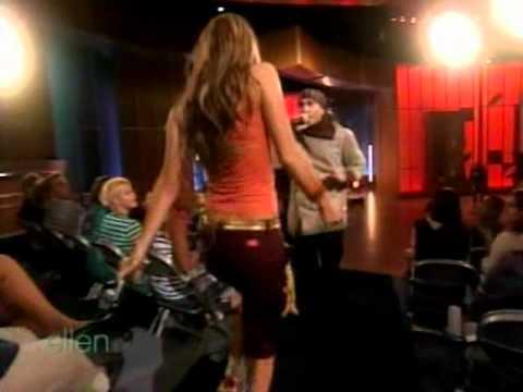 The Black Eyed Peas   Shut Up  On Ellen Degeneres