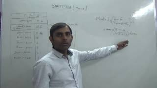 How to Find Mode in Statistics (Hindi) | NCERT 10th Class Maths