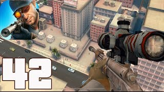 Sniper 3D Assassin: Shoot to Kill - Gameplay Walkthrough Part 42 - Region 13 Completed(iOS, Android)